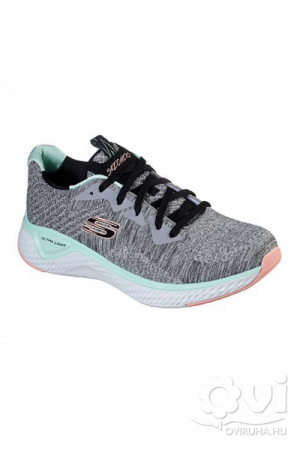 Sketchers Brisk Escape szürke sportcipő